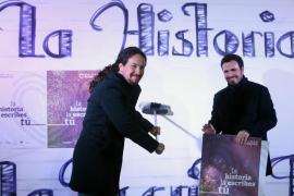 Iglesias no prevé acudir a su pegada de carteles y estará en 'El Hormiguero'