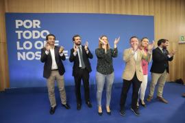 Prohens pide que el centro-derecha vote unido al PP