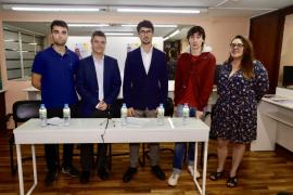 El Partido Libertario se presenta en Baleares