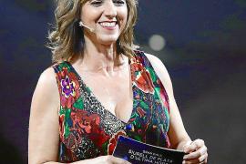 Llum Barrera, una presentadora con 'luz' propia y mucho desparpajo