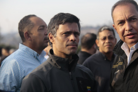 Leopoldo López cumple medio año en la Embajada española en Venezuela