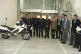 La Policía Nacional se 'muda' al Puerto de Palma