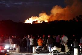 Un incendio destruye el castillo de Shuri, en Okinawa, Patrimonio de la Humanidad