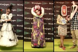 Ganadores del octavo Concurso de Disfraces de Halloween