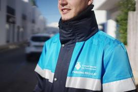 Inicio del horario de invierno en las zonas de aparcamiento regulados en Formentera
