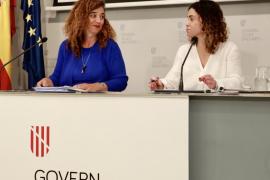Baleares tendrá un presupuesto en 2020 de 5.893 millones de euros