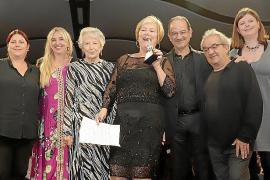 Genia Tobin, vocalista de Els Valldemossa: «La música lo ha sido todo en nuestra vida desde los 17 años»
