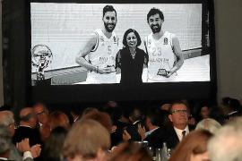 Rudy Fernández y Sergio Llull, baloncestistas: «Es un orgullo pasear el nombre de Baleares por todo el mundo»