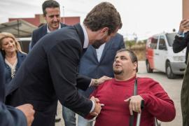 Casado propone ampliar las ayudas a familias con personas con discapacidad