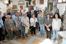 El Taller de Restauración del Bisbat de Mallorca, una UCI del arte abierta al público