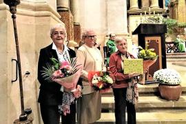 Emotiva despedida de las Hermanas de la Caridad en Llucmajor