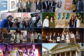 Arranca la campaña electoral del 10N en Baleares