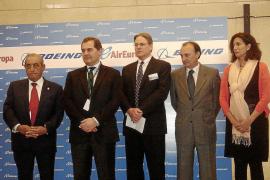 Air Europa adquiere el avión del futuro, el Boeing 787 Dreamliner, para larga distancia