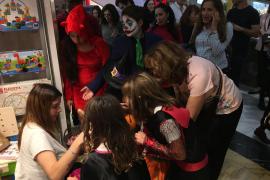 Halloween sin miedo en Porto Pi