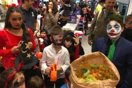 Halloween en Porto Pi
