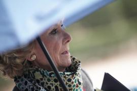 Esperanza Aguirre, ante el juez: «Jamás vi dinero en efectivo en el PP de Madrid»