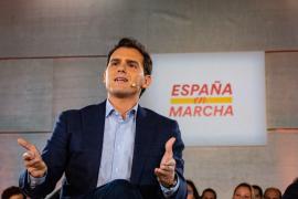 Rivera dice que con Cs España será «el infierno de los chorizos y el paraíso de emprendedores»