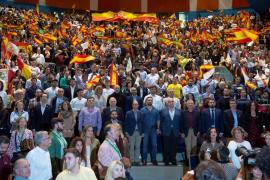 Abascal: «Estamos dispuestos a bloquear otra vez con tal que no gobierne el PSOE»
