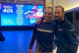 Enric Mas debutará con Movistar en la Challenge