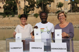 Guillem Balboa: «La autodeterminación es el mejor instrumento para resolver las demandas del pueblo»