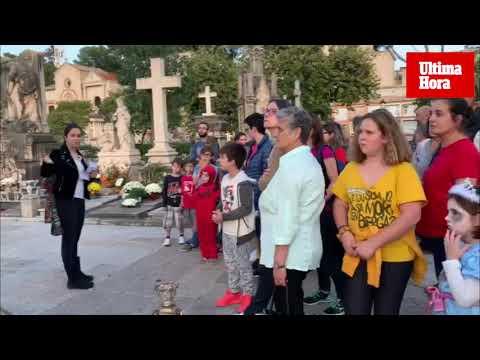 Un cultural paseo por el cementerio de Palma