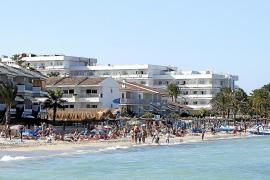 Los hoteles de Alcúdia adelantan su cierre a consecuencia de la caída de Thomas Cook