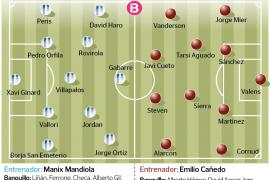 El Atlético Baleares quiere seguir de dulce