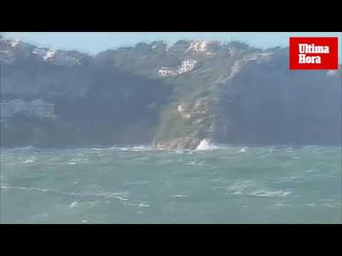 Mallorca, en alerta por fuerte viento