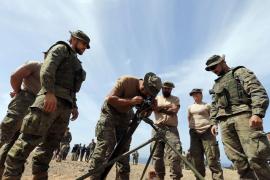 Muere un soldado que cayó desplomado al acabar una prueba física