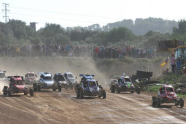 Felanitx baja el telón de la temporada de autocross
