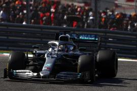 Lewis Hamilton, hexacampeón mundial de Fórmula Uno