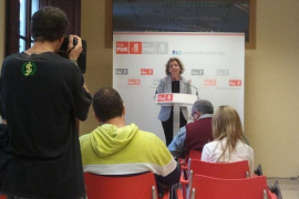 El PSOE de Palma exige vigilancia permanente en el estadio Lluís Sitjar