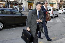 El juez retira la fianza de 2,5 millones a Matas