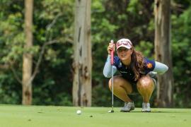 Nuria Iturrioz logra la tarjeta para el circuito LPGA