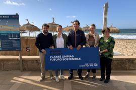 Casado se compromete a invertir en la calidad del agua de Baleares