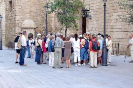 Detenidas dos conocidas carteristas que acechaban a turistas en Palma