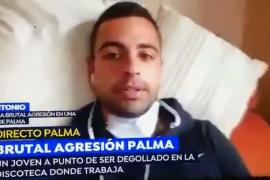 Los familiares del joven degollado en Palma ponen el grito en el cielo: «Queremos que se haga justicia»