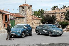 El primer 'carsharing' rural 100 % eléctrico de Hyundai