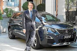 El empresario Antonio Catalán, embajador del nuevo 5008