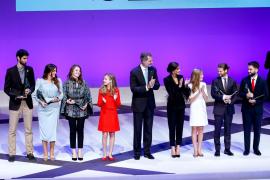 Leonor entrega los premios Princesa de Girona 2019