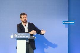Casado cree que Sánchez perdió el debate por su «silencio e inseguridad»