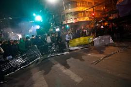 Nuevos choques en Bolivia entre partidarios y detractores de Evo Morales