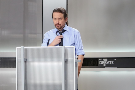 Iglesias defiende un gobierno del PSOE y Unidas Podemos «con apoyos puntuales» de ERC