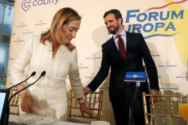 Pablo Casado anuncia que Ana Pastor será ministra si gobierna