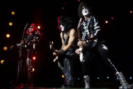 Kiss se despide con un «último» concierto en Madrid