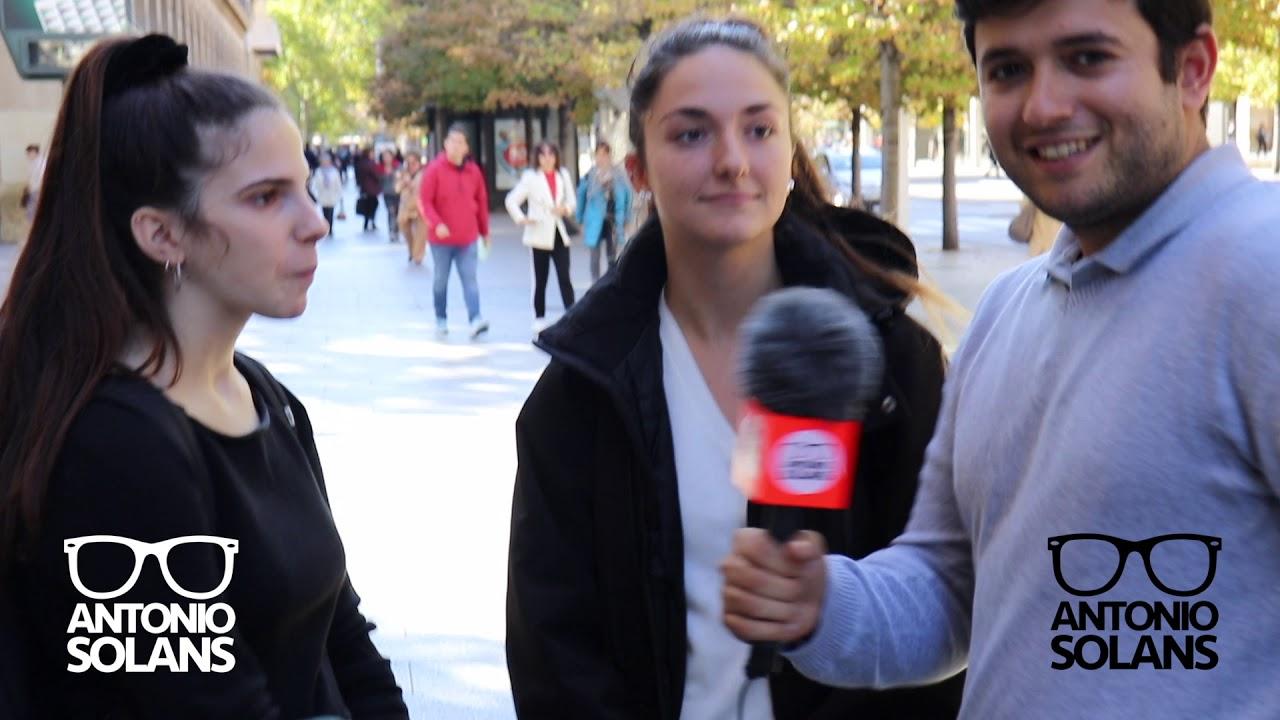 «Hostia, Lucía», la reacción viral de una chica al descubrir que su amiga va a votar a Vox