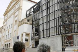 Inca prescinde de la constructora que reforma el Teatre por incumplir el contrato