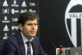 Mateu Alemany formaliza su salida del Valencia