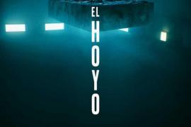Cartel de la película 'El hoyo'