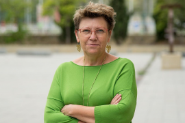Antònia Jover, diputada de Unidas Podemos en el Congreso por Baleares